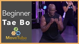 Tae Bo Basic Technique 1 with Billy Blanks