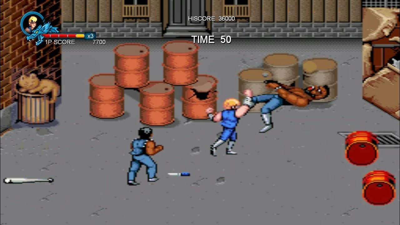 Download Double Dragon Trilogy Free For Android Youtube