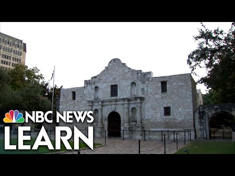 James Bowie and the Alamo