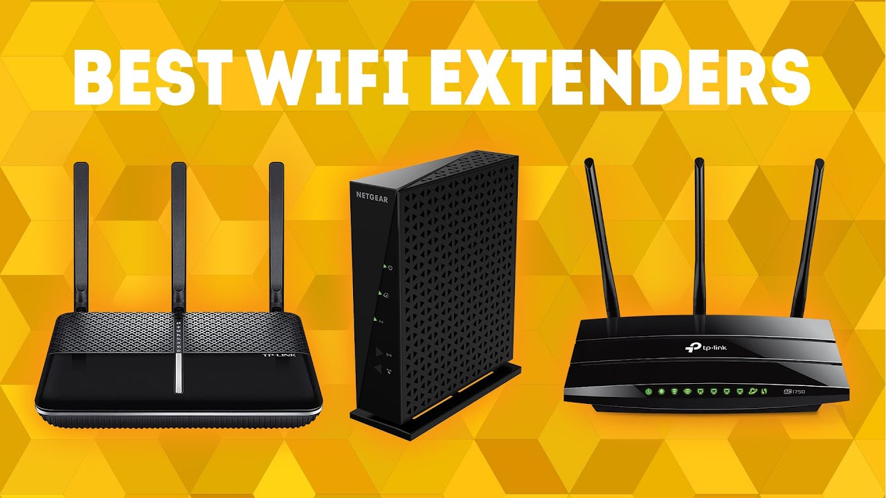 Best WiFi Extender 2019 [WINNERS] - The Ultimate Buying Guide