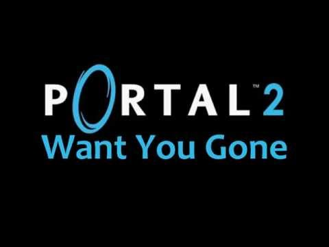 Jonathan Coulton - Want You Gone (Portal 2) LYRICS