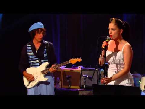 Jeff Beck & Imelda May - Remember (Walking In The Sand) - Live at Iridium Jazz Club N.Y.C. - HD