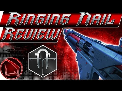 Destiny 2: Ringing Nail In Depth Review – Black Armory Volundr Forge Auto Rifle PvP Gameplay