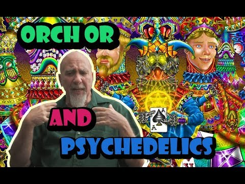 Orch-Or Model Of Consciousness And Its Psychedelic Implications