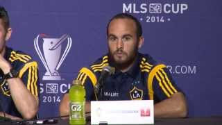 Pre-Game Press Conference | MLS Cup 2014
