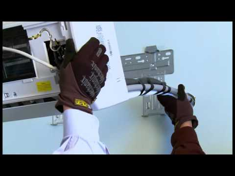 230v 1 Phase Wiring Diagram Free Picture Frigidaire Ductless Mini Split Installation Youtube