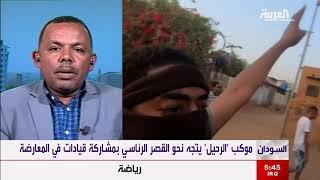 اسامة عبد الماجد:تعديلات واسعة في الحركة الاسلامية في السودان