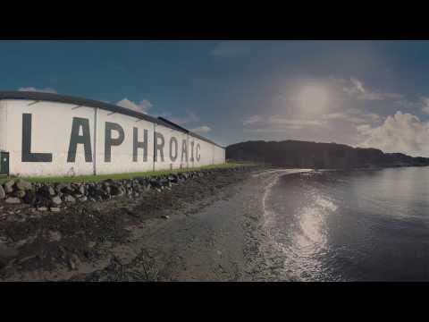 Discover Laphroaig | 360º Distillery Tour