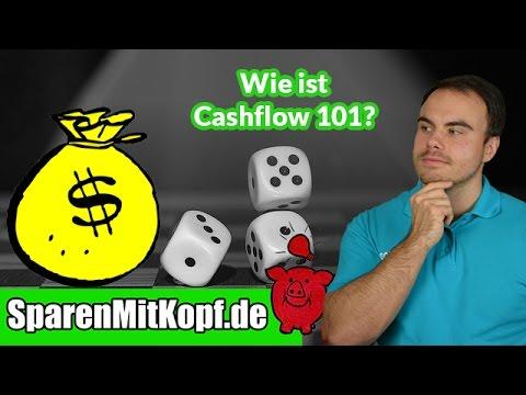 """Meine Meinung zum Spiel """"Cashflow 101"""" von R. Kiyosaki - Rich Dad. Poor Dad."""