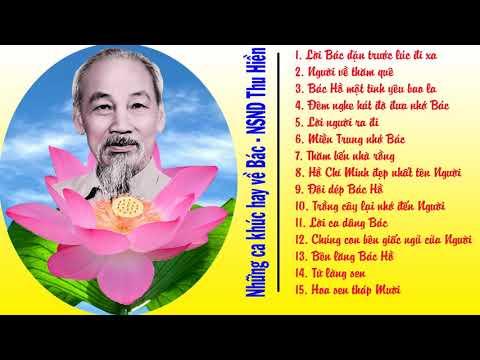 Thu Hien - Những Tuyệt Phẩm Hay Nhất Của NSND Thu Hiền