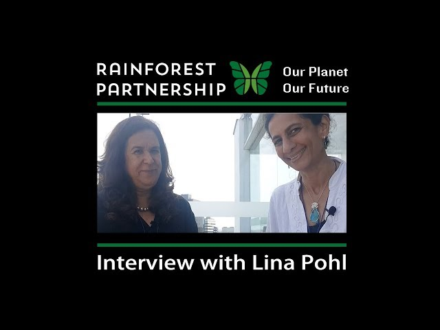 Our Planet. Our Future. Interview with Lina Pohl