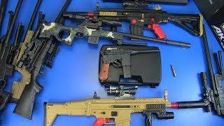 Box of Toys ! Guns Toys Military Gun *Toys for Kids*
