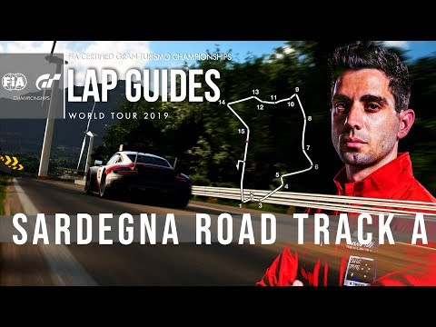 LAP GUIDE - Sardegna Road A with Matt Simmons