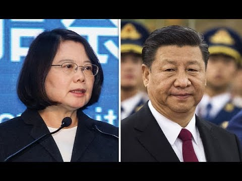 China vows to create 'overwhelming strategic advantage' over Taiwan as invasion fears rise