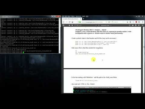 Crave Masternode Setup Video Guide using a VPS