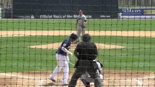 4/26/2015: Daniel Sattler vs. Casey Frawley