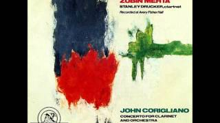 John Corigliano - Clarinet Concerto