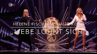 """Helene Fischer & Maite Kelly """"Liebe lohnt sich"""" (Die Helene Fischer Show 2018)"""