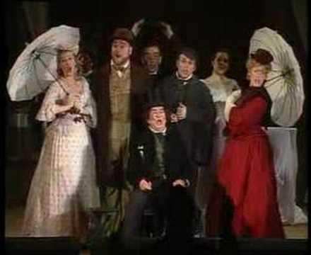 Thespis by Gilbert & Sullivan