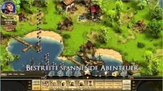 Die Siedler Online - Gameplay Trailer 2012