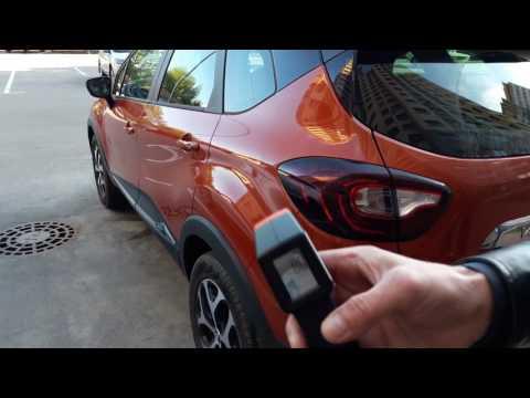 сравнение Hyundai Creta и Renault Kaptur часть 1