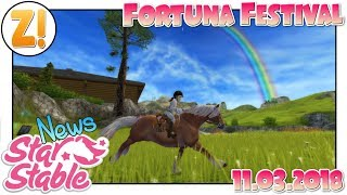 Star Stable Update [SSO]: Das Fortuna Festival [Update 14.03.2018]