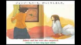 [Kênh học tiếng Nhật] Nghe kể truyện tranh - Chiếc lá cuối cùng  - Thời lượng: 13:05.