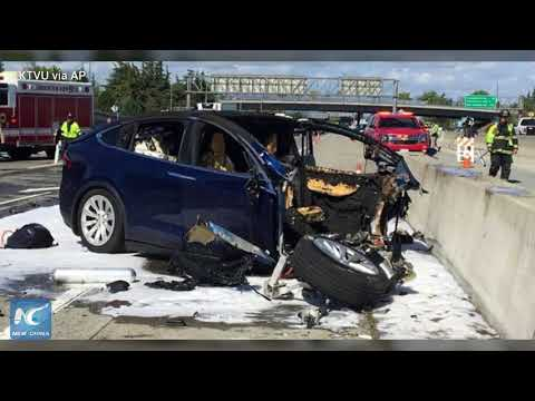 U.S. opens probe into fatal Tesla crash