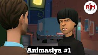 Çeçenka saçlı qaqaş D D - Huseyn Azizoglu  Animasiya , Animasyon