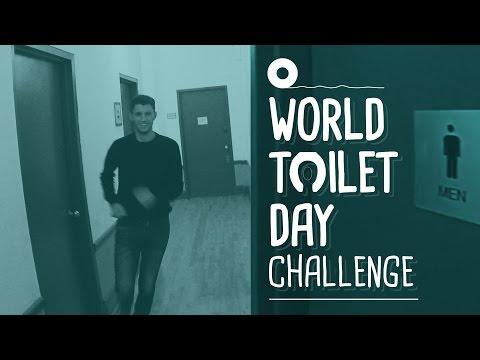 Global Citizen World Toilet Day Challenge
