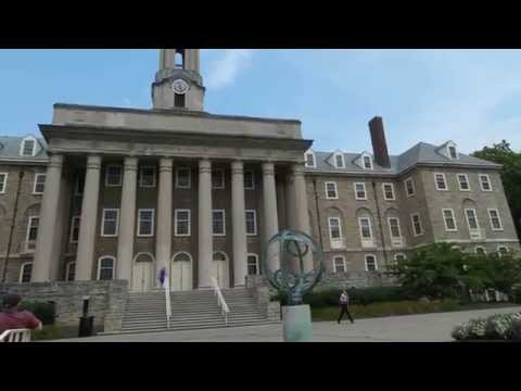Penn State University Park - Old Main