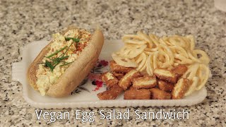 Vegan Egg Salad Sandwich Recipe