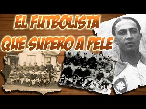 El Futbolista Que Superó a Pelé - Arthur Friedenreich | Día #14