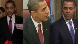 Obama's Grandmother Comes to Washington