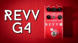 All questions answered: Revv G4 Distortion