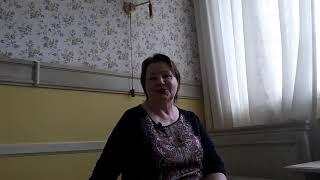 Отзыв Веры Ивановны из Краснодара о программе очищения и снижения веса в санатории Березки (Псебай).