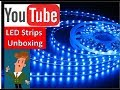 LED Strip Light !!!!Unboxing LED