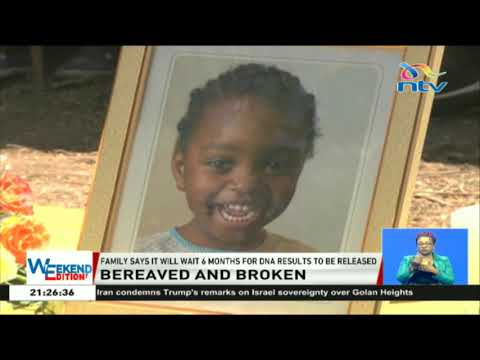 A family that lost five in Ethiopian airplane crash refuses to bury bags of charred soil thumbnail