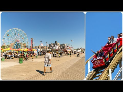 Coney Island New York City 2017