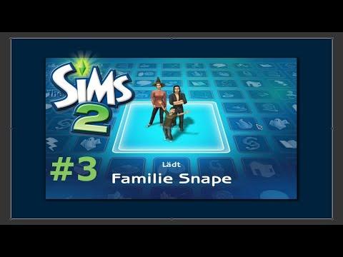 Let´s Play Sims2 #3 Wie man eine Hexe kennenlernt