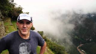 Brett at Machu Picchu