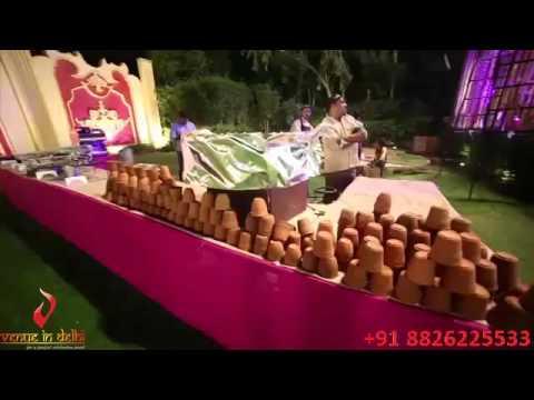 Pavilion Farm | luxury wedding farmhouse in Delhi