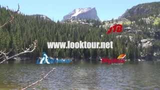 コロラド州ロッキー山脈国立公園 Rocky Mountain National Park