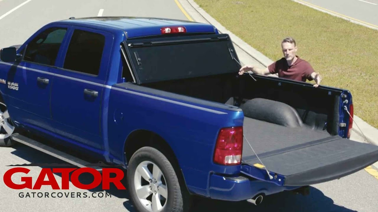 Gator Fx3 Tonneau Cover Review On A Dodge Ram 1500 Youtube
