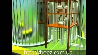 Строительство элеваторов под ключ  «БОЭЗ Украина»(, 2013-02-28T17:07:24.000Z)