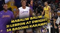 Mabaliw Baliw sa TUWA si LeBron at HOWARD   Ang Husay kasi ng bago nilang kakampi