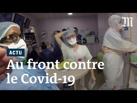 Coronavirus: au cœur d'une équipe de réanimation Covid-19