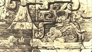 El Friso Maya y el Diluvio Universal