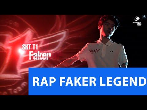 [RAP LOL] FAKER LEGEND - C2R PRODUCTION