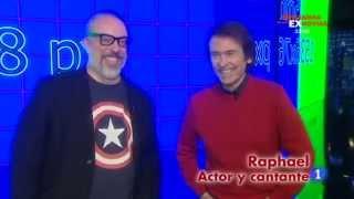 Raphael en Cine de barrio  4 de abril 2015